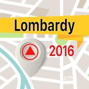 Lombardy 离线地图导航和指南 1