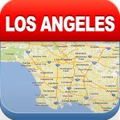 洛杉矶离线地图 - 城市 地铁 机场 4.3