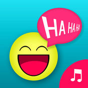 笑声音 – 滑稽铃声和笑话 1