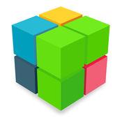 经典砖颜色块难题