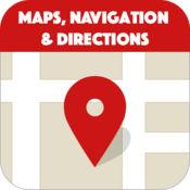 地图,导航和路线 1.3