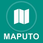 莫桑比克马普托 : 离线GPS导航