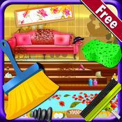 清理水疗沙龙 - 免费好玩的洗涤和清洁游戏