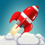 一个鸡道奇火箭游戏 - 疯狂鸟