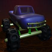巨型怪物卡车公路赛车 - 单车游戏竞技摩托摩托车赛车下载小手机3d游戏车汽车暴力好玩的推荐单机越野免费版类单机版