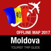 摩尔多瓦共和国 旅游指南+离线地图