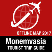 Monemvasia 旅游指南+离线地图