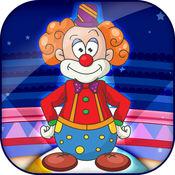 小丑逃生混乱 - 快速男子短跑亨特(免费) 1