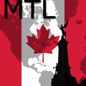 蒙特利尔地图 8