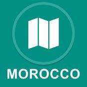 摩洛哥 : 离线GPS导航 1