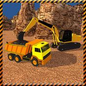 挖掘机起重机模拟器