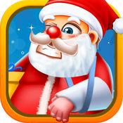 圣诞节医生手术儿童游戏(男孩和女孩)