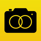 Camera7 - 双焦距相机,带有数字变焦和双取景框,iPhone专用
