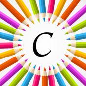 卡拉填色-一款简单易用的亲子填色应用 1