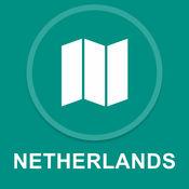 荷兰 : 离线GPS导航