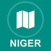 尼日尔 : 离线GPS导航 1