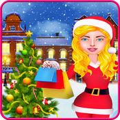 圣诞 超级市场 收银机 1