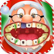 圣诞牙齿牙医:小牙医Xmas游戏 1