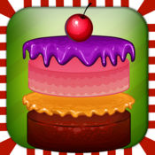 圣诞 好吃 蛋糕 制作者 自由 游戏 对于 孩子 1