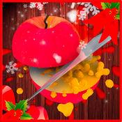 圣诞苹果切片 1