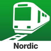 北欧 Transit - 赫尔辛基, 奥斯陆, 斯德哥尔摩 by NAVITIM