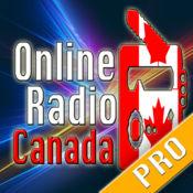 Online Radio Canada PRO -  在线广播加拿大 - 最好的加拿大站和音乐讲座新闻在那里