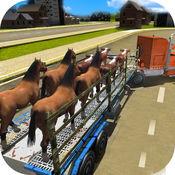 城市动物运输卡车