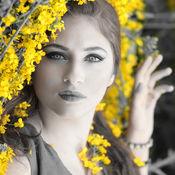色彩效果照片编辑器重新着色艺术过滤器 1