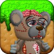 粘土僵尸小队的杀手果汁和饼干亨特 - 免费游戏 Clay Zombi