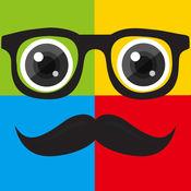PictureHack! 在图片上画画,添加涂鸦&装饰,图片编辑器