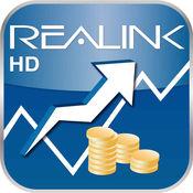 Realink iExciteHD (股票期貨報價交易)