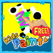 Colouring Me - 可爱的小狗漆蓝线索儿童免费