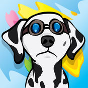 Swipea画画游戏:小狗,孩子着色书 2.1.6