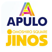 APULO・JINOS公式アプリ