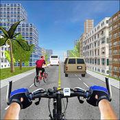 自行车赛特技游戏2017