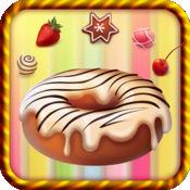 热美味的甜甜圈装饰游戏 - 免费版童装