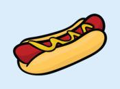 食品贴纸 - Junk Food Sticker Pack 1