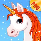 可爱的小马和独角兽 - 拼图游戏 PRO 2.01