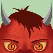 捕捉邪恶的魔鬼 - 疯狂的心灵之谜街机游戏 1.4