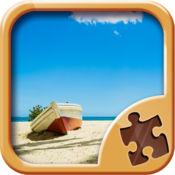 海滩拼图游戏 - 智力游戏 1.4