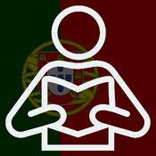 葡萄牙文阅读和有声读物,为初学者