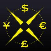 总计FX Lt - 美元和欧元外币汇率计算器 - 货币转换器