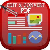 编辑PDF和转换图...