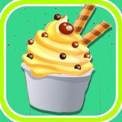 奶油时尚冰淇淋:做饭免费游戏 3