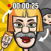 BeFace - 在实时视频中与朋友或名人换脸 - Live Face Swap