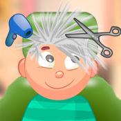 儿童游戏/银发剪