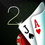 二十一点游戏 21 - 2 Seconds blackJack PRO reaction cas