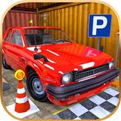 3D真实街头停车场模拟驾驶游戏