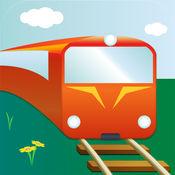 100火车 - 无广告为孩子们的图画书 3.3