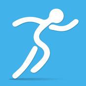 FITAPP GPS 跑步消耗卡路里追踪饮食习惯